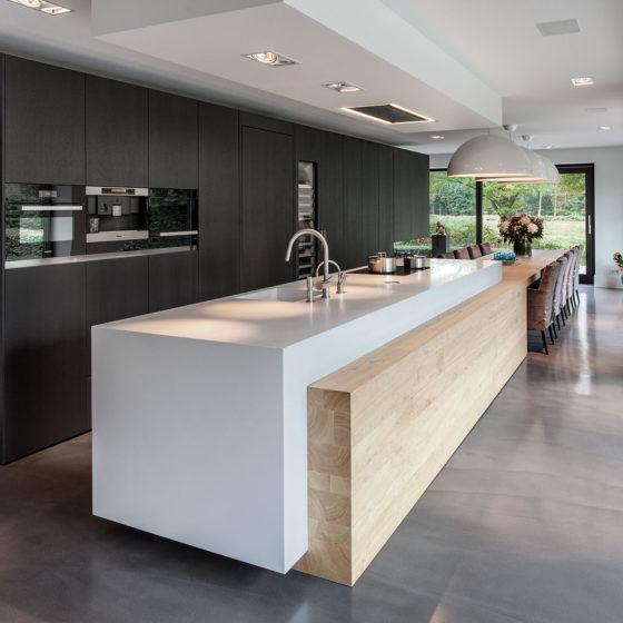 Living Concrete keuken betonlook